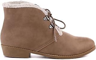 95adf84a Amazon.es: Botines De Mujer - Young-Fashion: Zapatos y complementos
