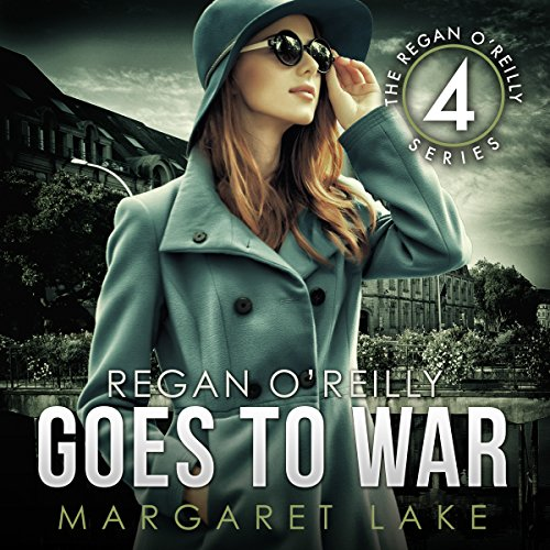 Regan O'Reilly, PI, Goes to War cover art
