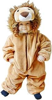Seruna Löwen-Kostüm, F57 Gr. 86-92, für Klein-Kinder, Babies, Löwe Kostüme für Fasching Karneval, Kleinkinder-Karnevalskostüme, Kinder-Faschingskostüme, Geburtstags-Geschenk Weihnachts-Geschenk