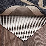 LHFLIVE 8' x 10' Non-Slip Area Rug Pad Extra Thick Rug Gripper for Any Hard Surface Floors, Keep Your Rugs Safe and in Place