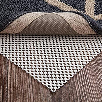 LHFLIVE 2  x 3  Non-Slip Area Rug Pad Extra Thick Pad for Any Hard Surface Floors Keep Your Rugs Safe and in Place