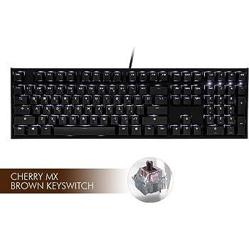 Ducky Pocket Keyboard Cherry MX Brown