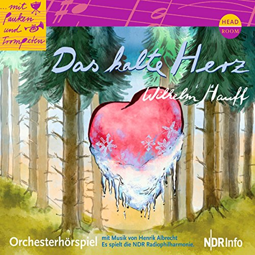 Das kalte Herz                   By:                                                                                                                                 Wilhelm Hauff                               Narrated by:                                                                                                                                 Frauke Poolman,                                                                                        Jean Paul Baeck                      Length: 57 mins     1 rating     Overall 3.0