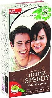 Henna Speedy Set 5 Nat. Brn