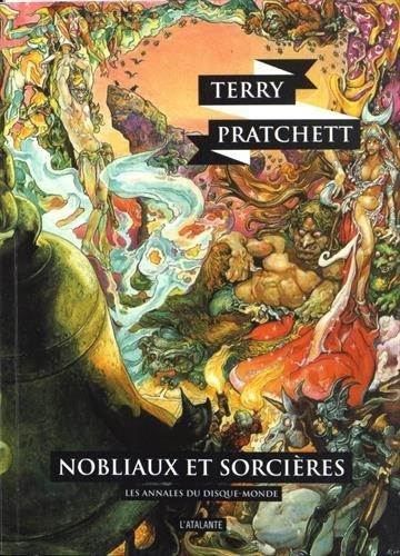 Les annales du Disque-Monde, Tome 14 : Nobliaux et sorcières PDF Books