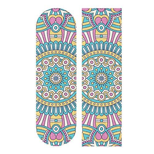 Mnsruu - Grip-Tapes für Skateboards in Mehrfarbig, Größe Einheitsgröße