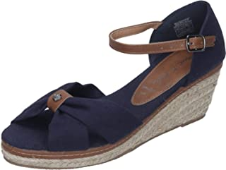 JANE KLAIN 283858 Womens Sandals Navy