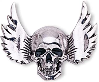 Aisoway Lo Scheletro del Gatto Spilla Scheletro Amore Spille Fantasma Badges Gothic Skull Petto Pin