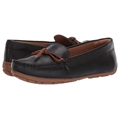 Clarks Dameo Swing (Black Leather) Women