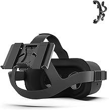 AMVR Powerbank staffa di fissaggio, supporto batteria per Oculus Quest o Vive Deluxe Audio Strap Fisso sul cinturino VR o ...