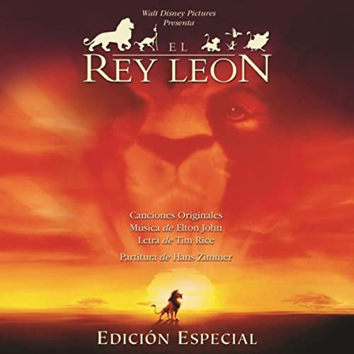 Can You Feel The Love Tonight End Title From The Lion King Soundtrack Version By Elton John On Amazon Music Amazon Com