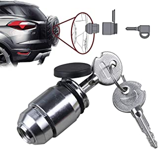 OKLEAD Spare Tire Wheel Lock for Jeep with 1/2