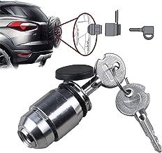 isuzu spare wheel lock