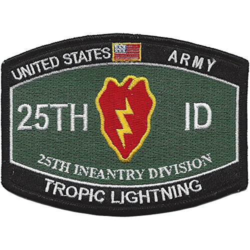 25th Infantry Division Military ...