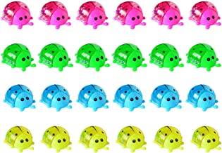 Unionm Slime Toys, 24pcs Kawaii Beetle Animal Putty Toy Mud Clay Sludge Plasticine Soft and Non-Sticky Scented DIY Gifts for Kids Boys Girls Stress Anxiety Relief (24 pcs)