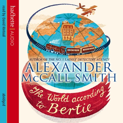 The World According to Bertie audiobook cover art