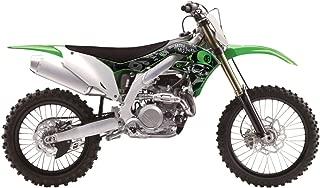 Factory Effex 17-18 Kawasaki KX250F 2019 Metal Mulisha Shroud Graphic Kit - Kawasaki