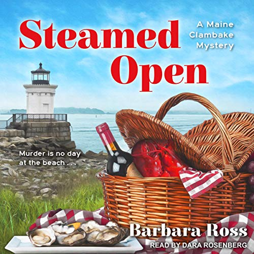 Steamed Open     A Maine Clambake Mystery, Book 7              De :                                                                                                                                 Barbara Ross                               Lu par :                                                                                                                                 Dara Rosenberg                      Durée : 6 h et 48 min     Pas de notations     Global 0,0