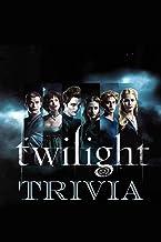Twilight Trivia: Trivia Quiz Game Book