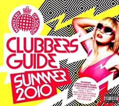 Ministry of Sound: Clubbers Guide to Summer 2010 by 101 DISTRIBUTION (2010-06-22)
