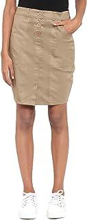 VOXATI Women's Denim Skirt
