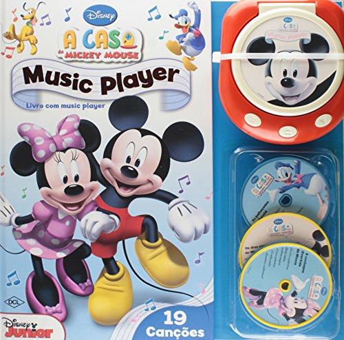 Casa do Mickey Mouse - Music Player, A - Acompanha Cd