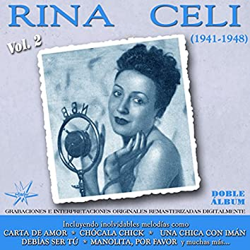 Rina Celi, Vol. 2 (1941 - 1948) (Remastered)