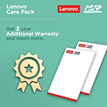 Lenovo Warranty Extension Pack 2 Year Extended Warranty with Onsite Service for Laptops (Limited Period Offer)