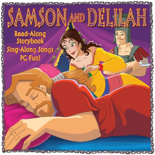 Samson and Delilah cover art