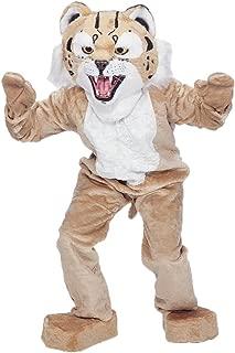 Bobcat Mascot Costume - Standard - Chest Size 44
