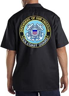 Men's Work Shirt with 12