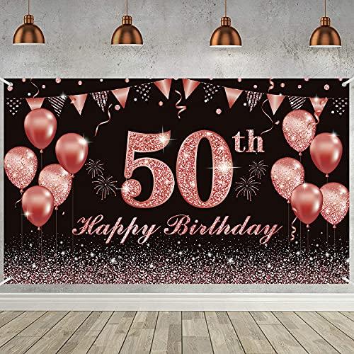 (42% OFF) 50th Backdrop Decor $6.95 – Coupon Code