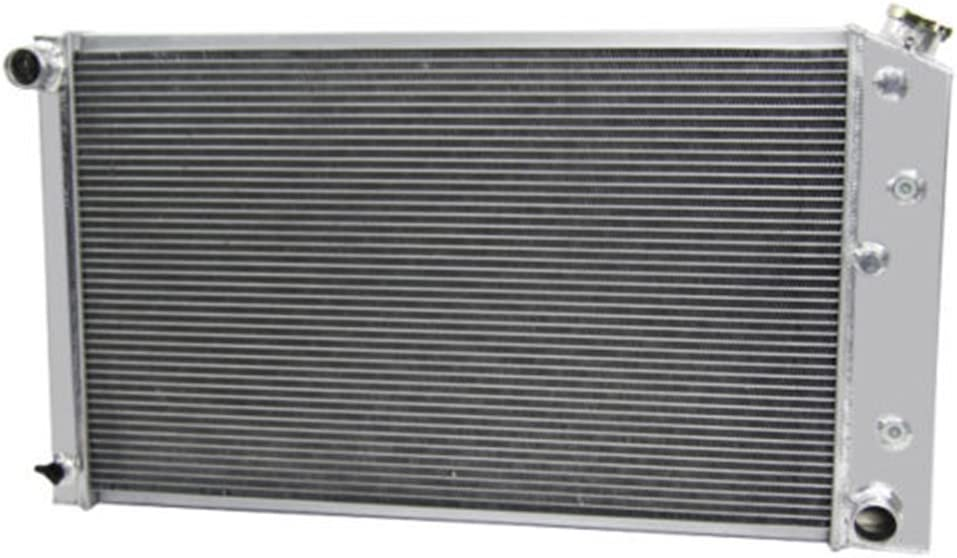OzCoolingParts 66-90 Chevy Monte Carlo Beauty products Radiator 3 Row It is very popular Core Alum