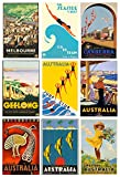 Australian Travel Prints Australian Decor Melbourne Print