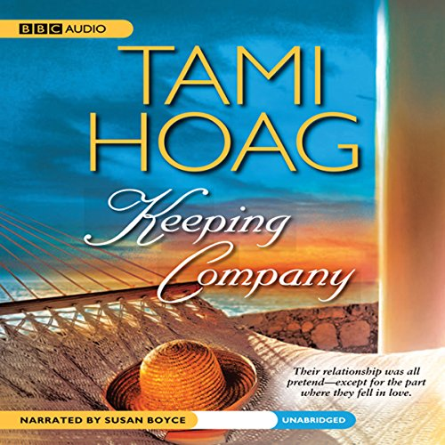 Keeping Company audiobook cover art