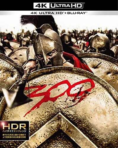 300 (スリーハンドレッド) (4K ULTRA HD & ブルーレイセット)(2枚組)[4K ULTRA HD + Blu-ray]