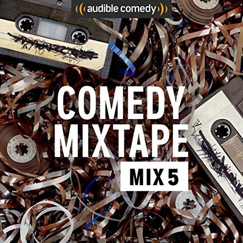 Scott Thompson's Comedy Mixtape Volume 5 cover art