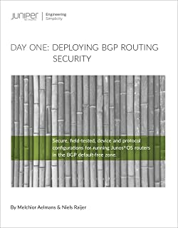 Day One: Deploying BGP Routing Security