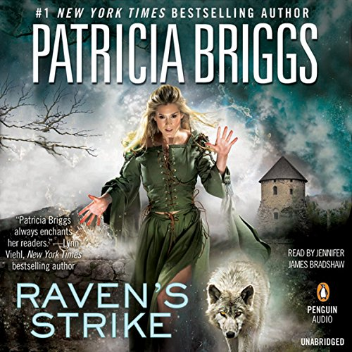 Raven's Strike audiobook cover art