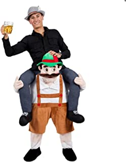 carry me bavarian beer guy costume