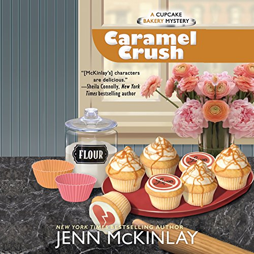 Caramel Crush audiobook cover art