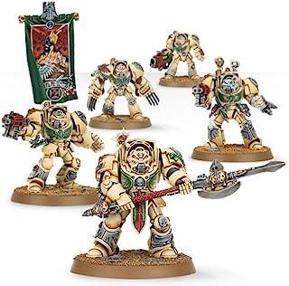 Warhammer 40,000 Dark Angels Deathwing Command Squad / Deathwing Terminators / Deathwing Knights (2013, 6 models)