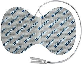 StimPads Vinder Elektrode. Zakje me 1 krachtige, duurzame TENS - EMS elektrode met 2 mm universele stekkeraansluiting