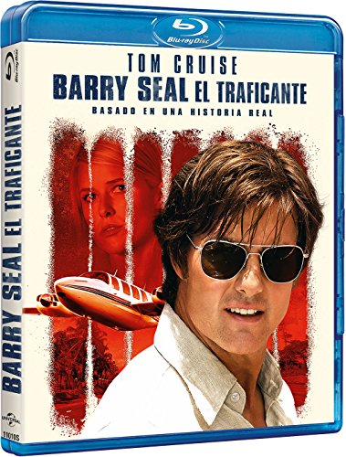 Barry Seal: El Traficante Blu-ray