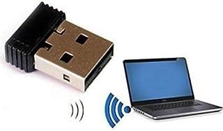 Celrax Wi-Fi Receiver 150Mbps, 2.4Ghz, 802.11B/G/N USB 2.0 Wireless Wi-Fi Network Adapter