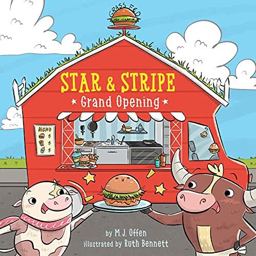 Star & Stripe 1: Grand Opening! (Star and Stripe) (English Edition)