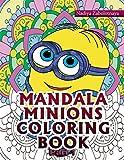 Mandala Minions Coloring Book Part 1