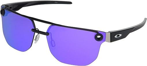 Matte Black Frame/Prizm Violet Lens