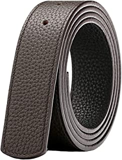 belt strap without buckle