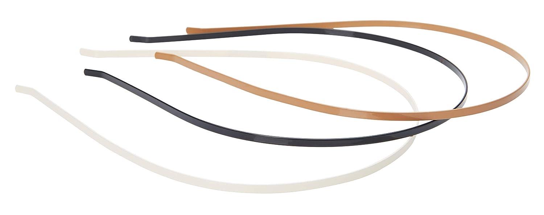L. Erickson Mini Skinny Metal Headband - 3-Pack